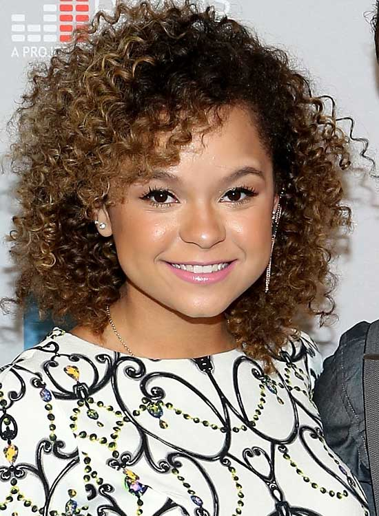 Pleasant Style Your Short Curls In 50 Ways Hairstyles For Women Draintrainus