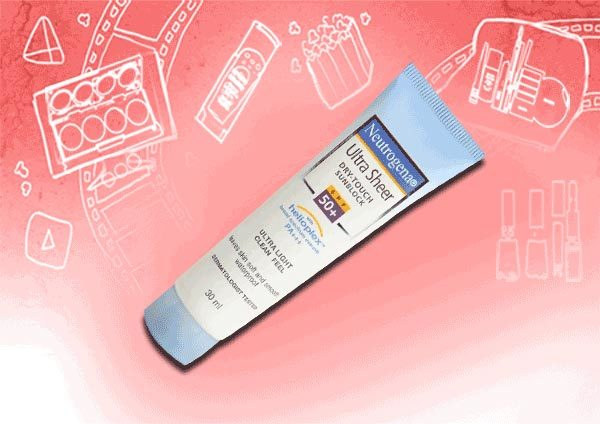 neutrogena ultra sheer dry touch sunblock - spf 50
