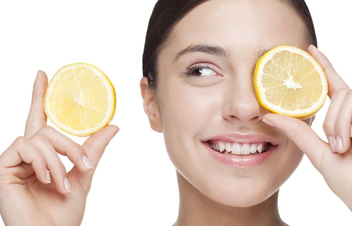 Use Lemon For Blackhead Removal