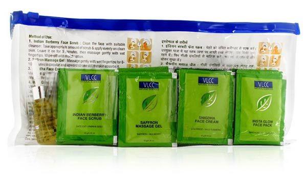 vlcc facial kits in india