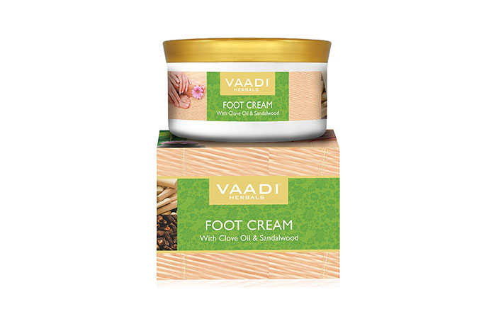 Vaadi Herbals Foot Cream