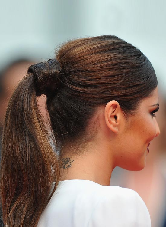Wavy-Ponytail-with-Hair-Wrap-and-Puffy-Crown