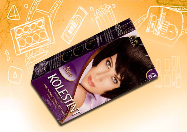 wella koleston hair color brown