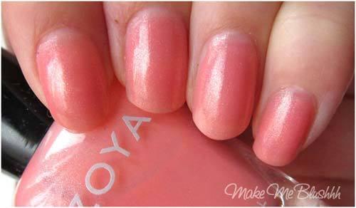 zoya nail polish cassie