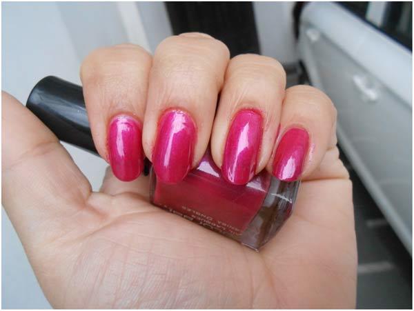 berrylicious nail polish