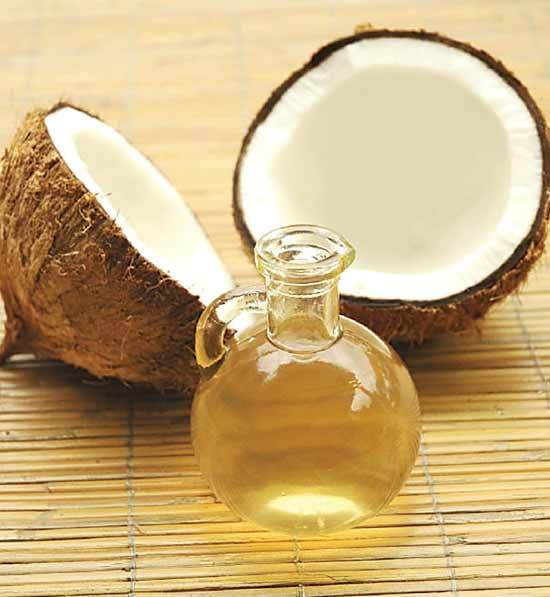 coconut oil for eyebrow growth