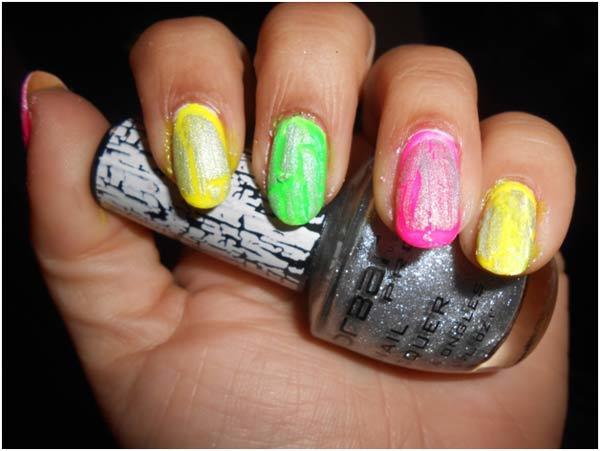 foil blast nail polish