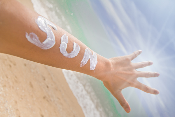 hand tan