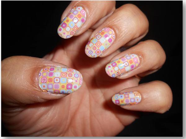 manicure nail makeup