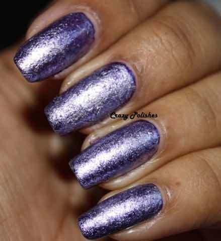 metallic colors nail polish