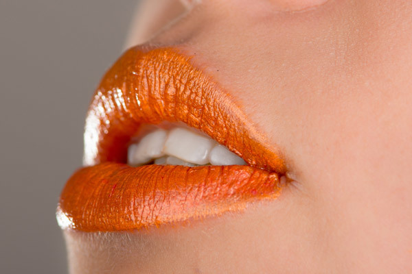 Orange Lipstick - Best Shade for Fair Skin