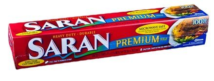saran premium wrap