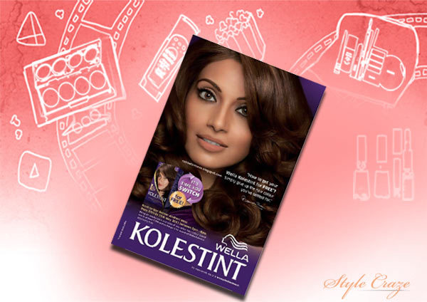 wella kolestint hair color