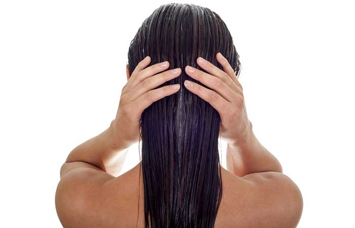 Hair Care While Swimming - Oil Your Hair