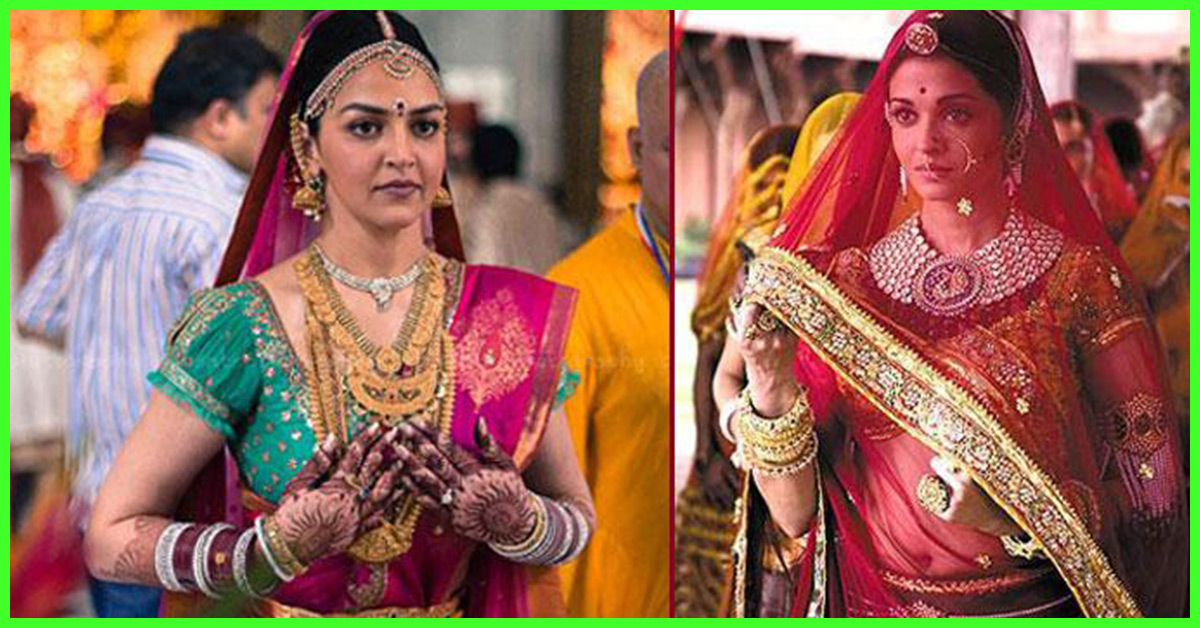 100 Most Beautiful Indian Bridal Makeup Looks - Dulhan Images