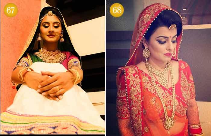 Bridal Makeup For Rajasthani Bride