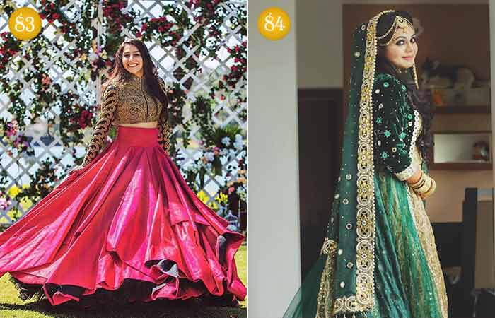 aff9f0a07c8 100 Most Beautiful Indian Bridal Makeup Looks - Dulhan Images