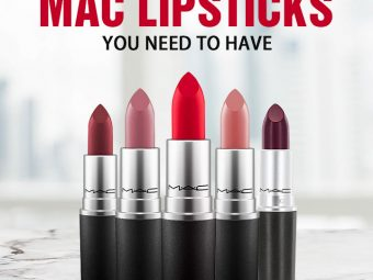 15 Best MAC Lipsticks You Need To Have