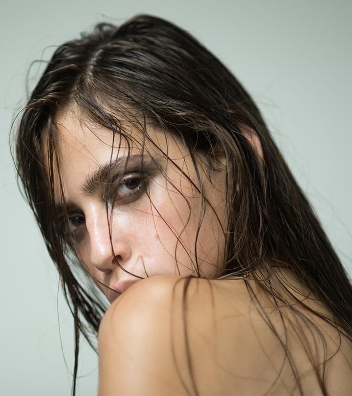15 Reasons Why Your Hair Is Oily And Greasy