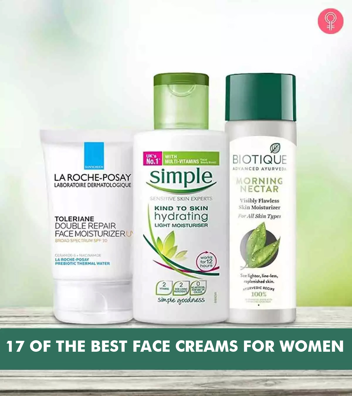 12 Of The Best Face Creams For Women In India