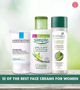 18 Of The Best Face Creams For Women In India