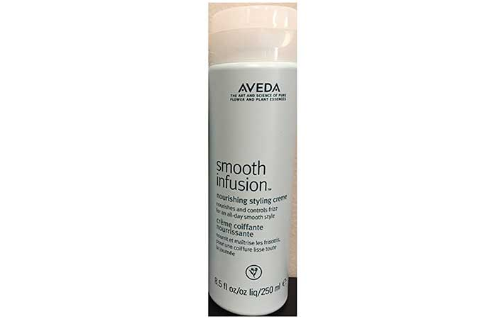 2. Aveda Smooth Infusion Nourishing Styling Creme