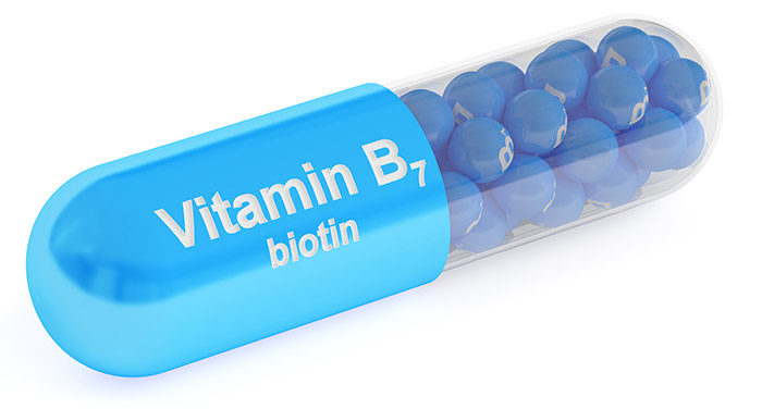 2. Biotin Supplements