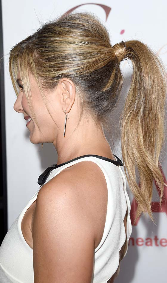2.Ponytail-with-a-puff-hairstyle