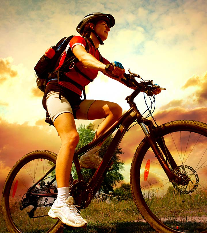 20 Reasons Cycling Is Good For You