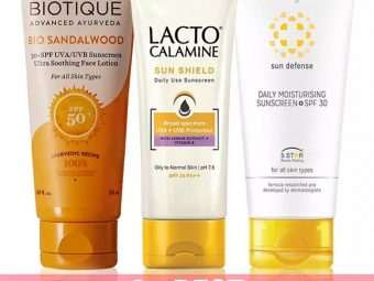 27 Best Sunscreens In India