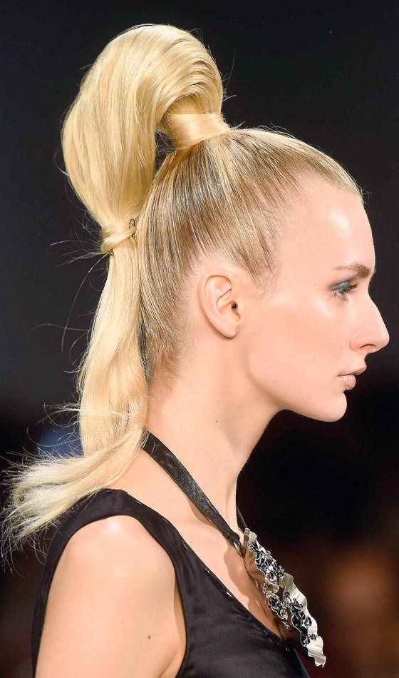 3.High-pony-hairstyle