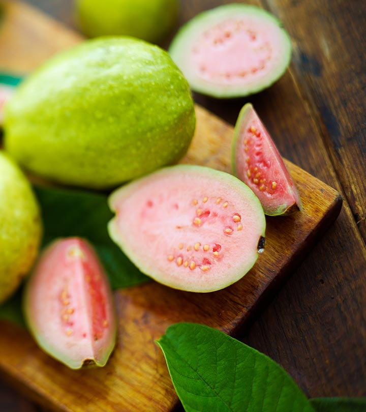 31 Amazing Benefits Of Guava (Amrood) For Skin, Hair, And Health
