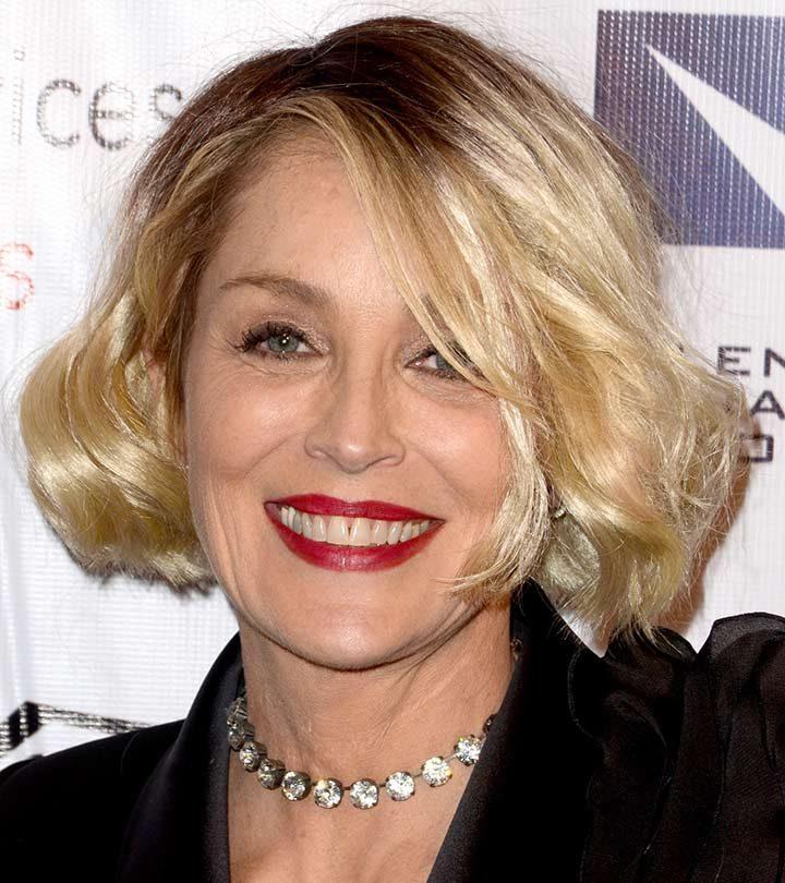 Sharon Stone's Best Kept Beauty Secrets REVEALED!