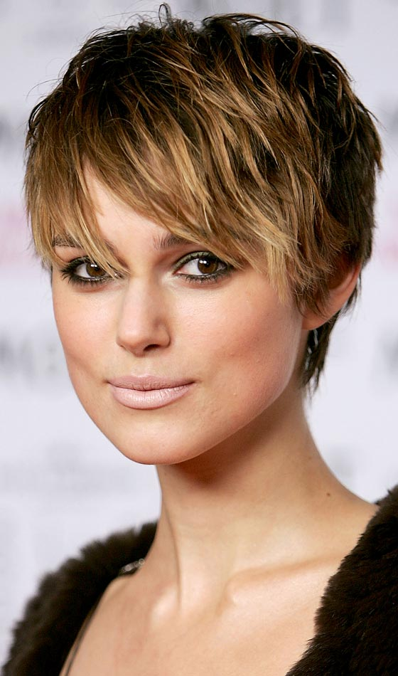 How To Sport Pixie Hairstyle For Different Face Shapes