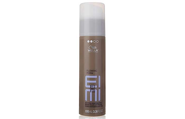 5. Wella Professionals EIMI Anti-Frizz Smoothing Balm
