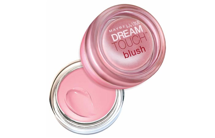 Best Face Makeup Products - 8. Maybelline Dream Touch Blush