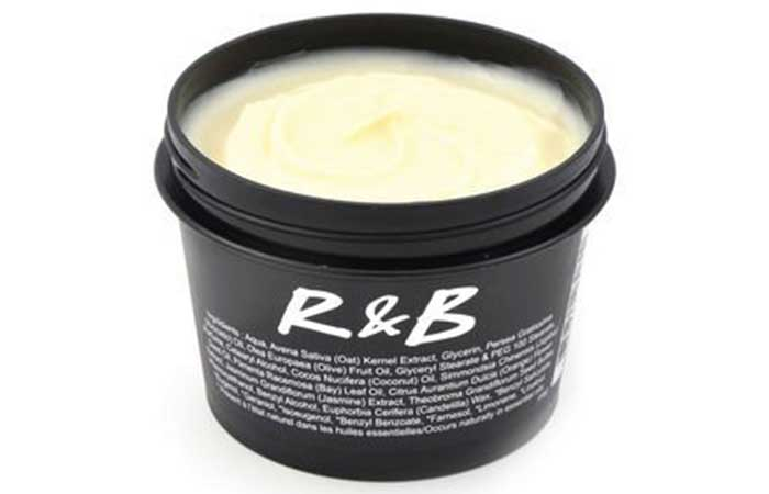 7. Lush Cosmetics R&B Hair Moisturizer
