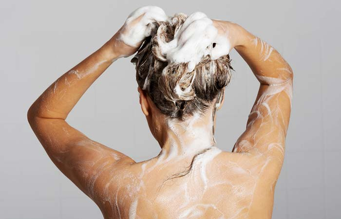 Oily Hair - Shampooing your hair too much