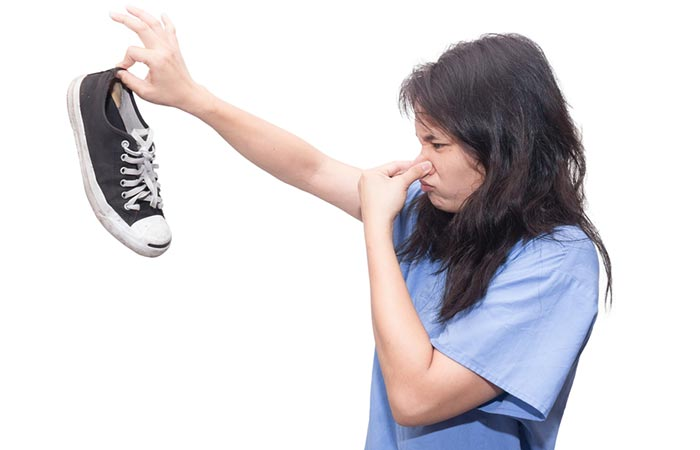 9. To Eliminate Foot Odor