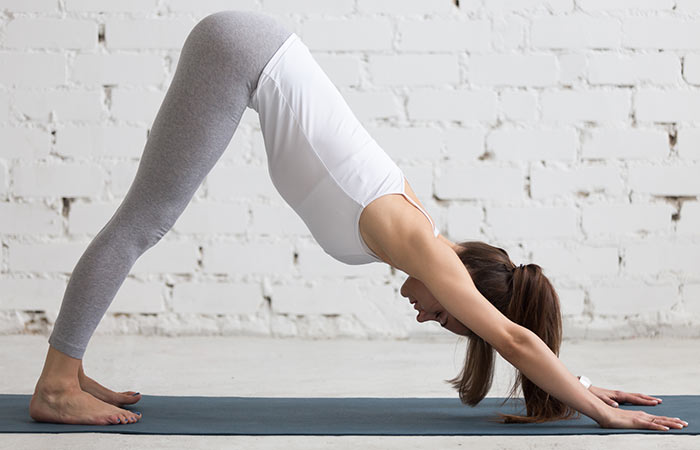 Adho Mukha Svanasana - Yoga Poses For Good Health