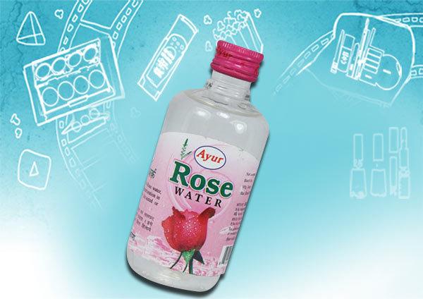 ayur rose water