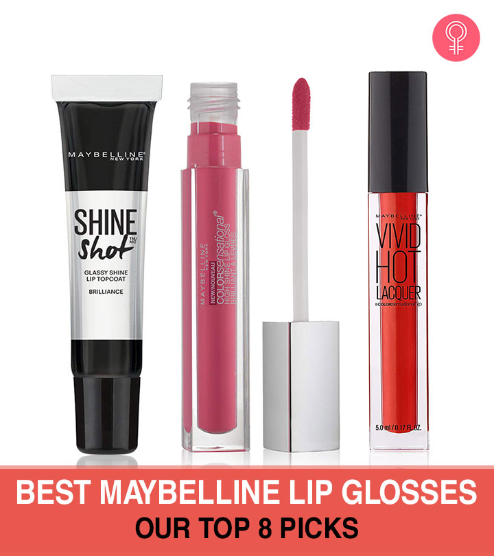 Best Maybelline Lip Glosses – Our Top 8 Picks