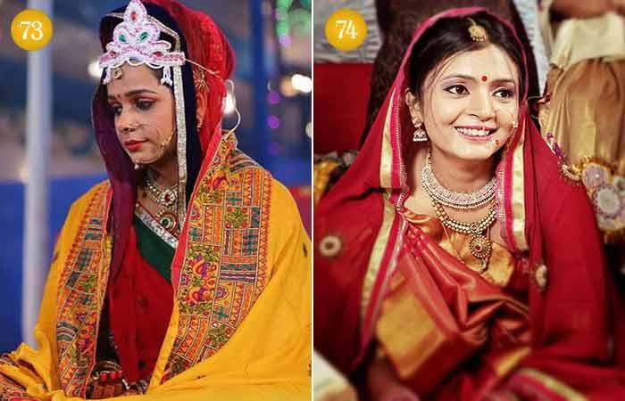 Beautiful Indian Bridal Makeup Looks - Bihari Bridal Look