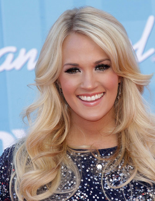 Carrie Underwood's Side