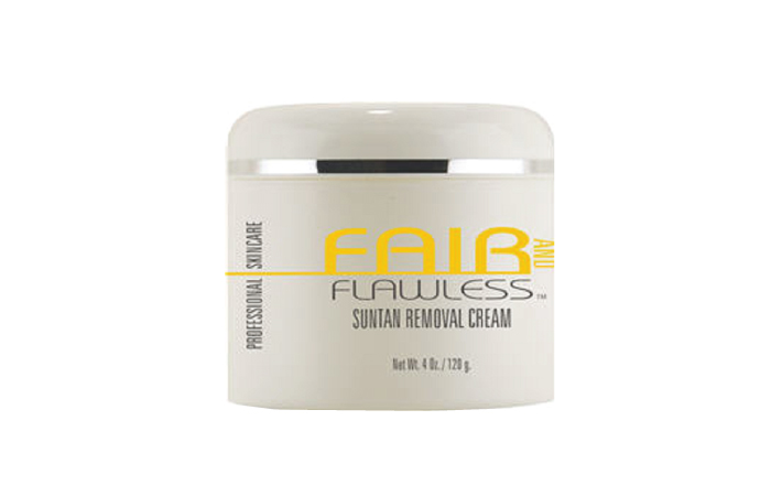 Fair & Flawless Suntan Removal Cream