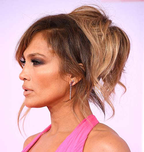 Faux Short Ponytail