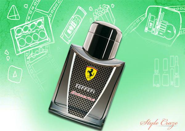 Ferrari Extreme perfume