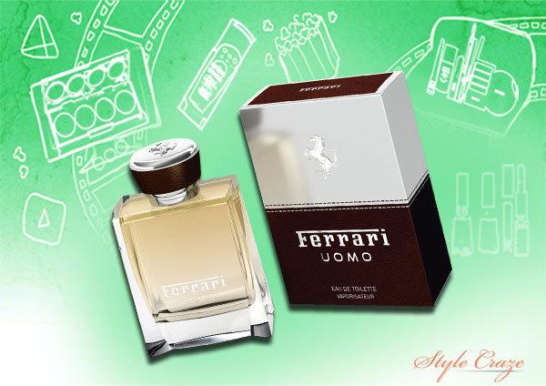 Ferrari Uomo perfume
