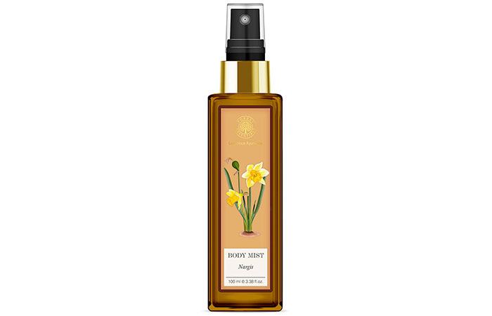 Forest Essentials Body Mist In Nargis