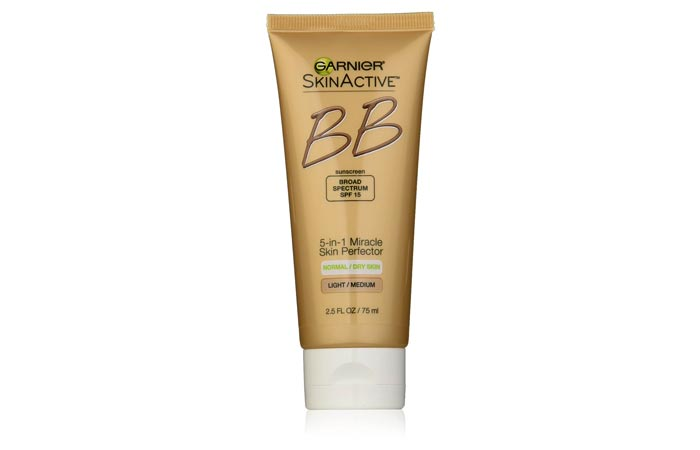 Best Face Makeup Products - 4. Garnier BB Cream